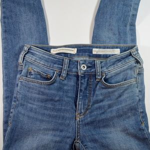 Anthropologie Blue Jeans Size 26